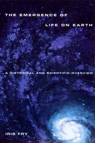 9780813527390: Emergence of Life on Earth: A Historical and Scientific Overview