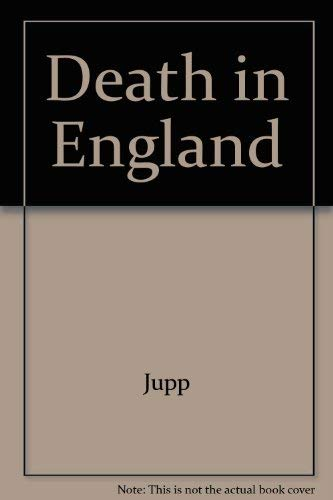 9780813527888: Death in England