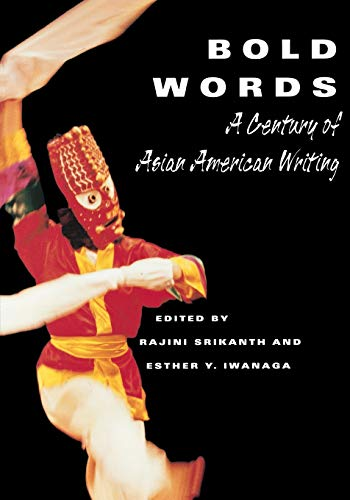 9780813529660: Bold Words: A Century of Asian American Writing