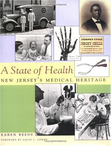 9780813529981: A State of Health: New Jersey's Medical Heritage