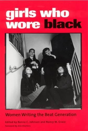 9780813530642: Girls Who Wore Black: Women Writing the Beat Generation