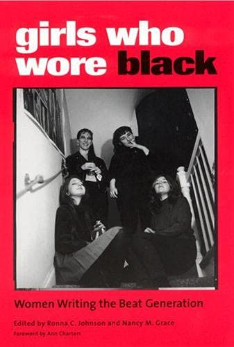 9780813530659: Girls Who Wore Black: Women Writing the Beat Generation