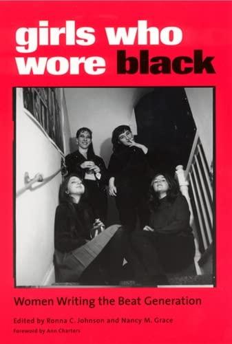 9780813530659: Girls Who Wore Black: Women Writing the Beat Generation