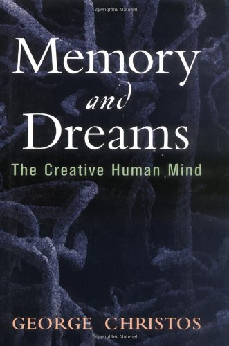 9780813531304: Memory and Dreams: The Creative Human Mind