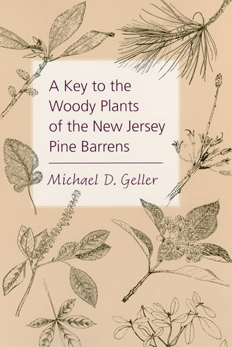 A Key to the Woody Plants of: Geller, Michael D.