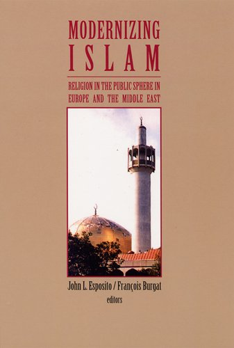 9780813531984: Modernizing Islam: Religion in the Public Sphere in the Middle East and Europe