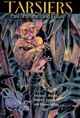 9780813532363: Tarsiers: Past, Present, and Future (Rutgers Series in Human Evolution)