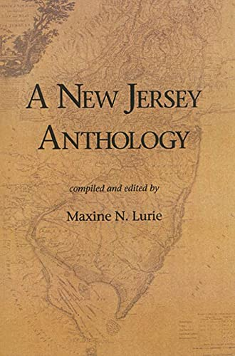 9780813532677: New Jersey Anthology (Dist. for NJ Historical Society)