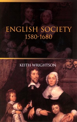 9780813532882: English Society: 1580-1680