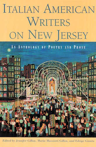 Italian American Writers on New Jersey: An Anthology of Poetry and Prose (Hardback)