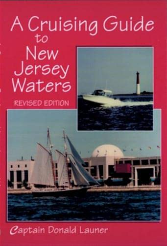 9780813534183: A Cruising Guide to New Jersey Waters