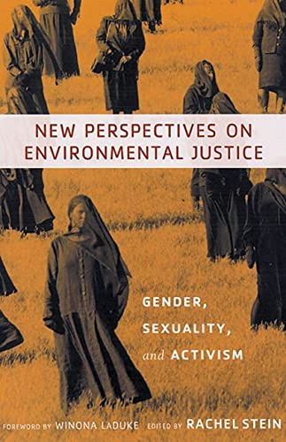 9780813534275: New Perspectives on Environmental Justice: Gender, Sexuality, and Activism