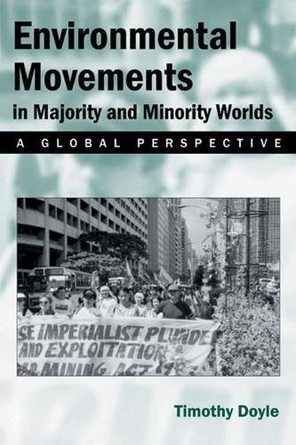 Environmental Movements in Majority and Minority Worlds: A Global Perspective (Hardback): Tim Doyle