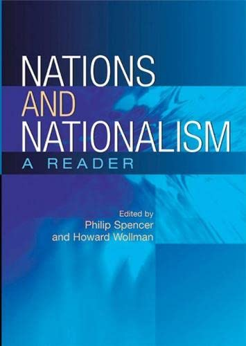 9780813536255: Nations and Nationalism: A Reader