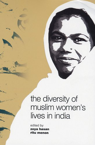 The Diversity of Muslim Women's Lives in India (Hardcover): Zoya Hasan