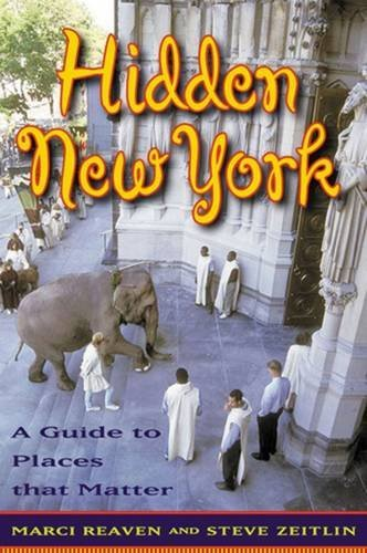 9780813538907: Hidden New York: A Guide to Places That Matter