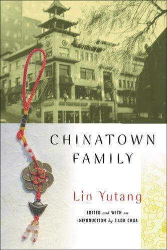 9780813539133: Chinatown Family (Multi-Ethnic Literatures of the Americas (MELA))