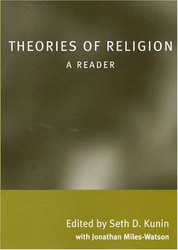 9780813539652: Theories of Religion: A Reader
