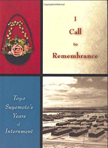9780813540719: I Call to Remembrance: Toyo Suyemoto's Years of Internment