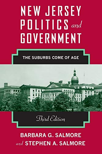 9780813542867: New Jersey Politics and Government: The Suburbs Come of Age