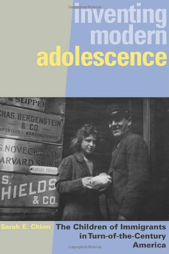 9780813543093: Inventing Modern Adolescence: The Children of Immigrants in Turn-Of-The-Century America (Series in Childhood Studies)