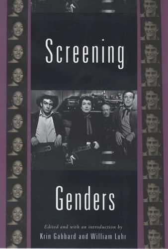 9780813543406: Screening Genders: The American Science Fiction Film (Rutgers Depth of Field Series)
