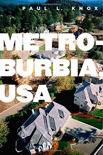Metroburbia, USA: Knox, Professor Paul L