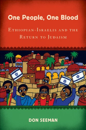 9780813545417: One People, One Blood: Ethiopian-Israelis and the Return to Judaism (Jewish Cultures of the World)