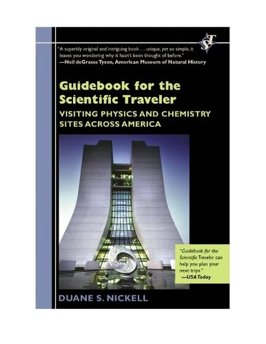 9780813547305: Guidebook for the Scientific Traveler: Visiting Physics and Chemistry Sites Across America