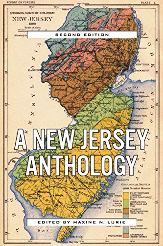 A New Jersey Anthology: Lurie, Maxine N.