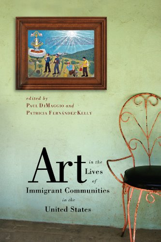 Art in the Lives of Immigrant Communities in the United States (Hardback)