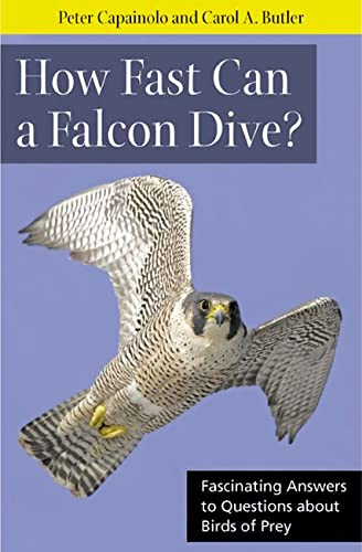 9780813547909: How Fast Can A Falcon Dive?: Fascinating Answers to Questions about Birds of Prey (Animals Q & A)