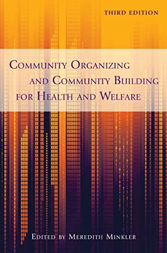 9780813553009: Community Organizing and Community Building for Health and Welfare, 3rd Edition