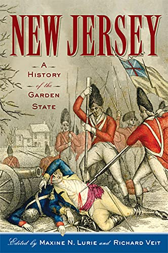 9780813554099: New Jersey: A History of the Garden State