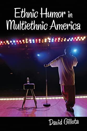 9780813561486: Ethnic Humor in Multiethnic America