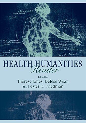 Health Humanities Reader: Therese Jones (editor),