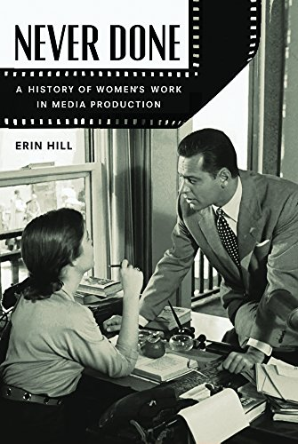 9780813574875: Never Done: A History of Women's Work in Media Production