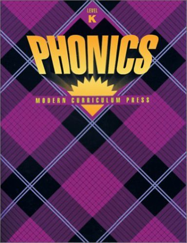 MCP Plaid Phonics Program Level K Hardcover