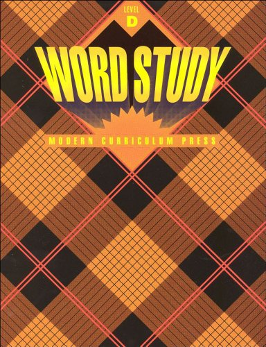 9780813601236: Word Study, Level D