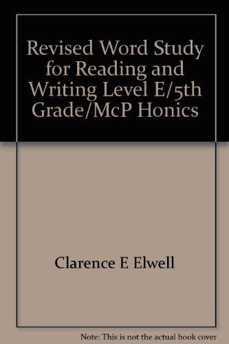 Plaid Phonics: MCP Phonics Program : Level
