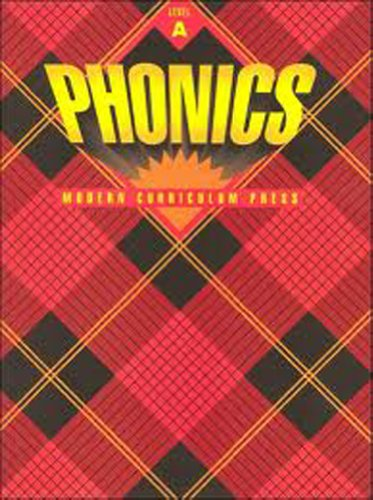 9780813601441: MCP PLAID PHONICS LEVEL A TEACHER RESOURCE GUIDE 1995 COPYRIGHT (MCP
