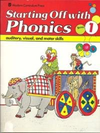 9780813602578: Starting Off With Phonics, Book 1 (Student Edition)