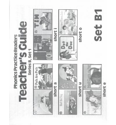 9780813606057: PHONICS PRACTICE READERS SERIES B SET 1, 10 READERS AND TEACHER GUIDE
