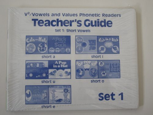 9780813606132: PHONICS PRACTICE READERS V2/VOWELS AND VALUES SET 1, 10 READERS AND TEACHER GUIDE
