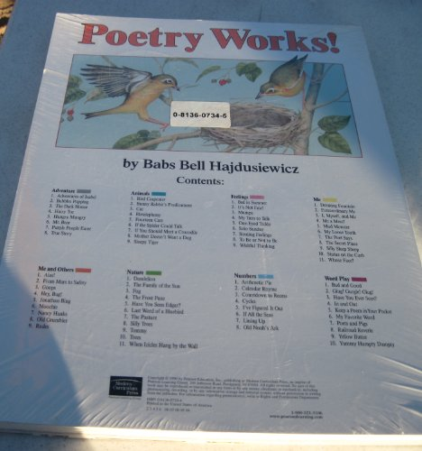 9780813607269: POETRY WORKS COMPLETE SET
