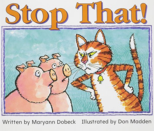 READY READERS, STAGE 1, BOOK 16, STOP THAT!, SINGLE COPY (Celebration Press Ready Readers): MODERN ...