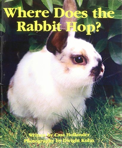 9780813607948: READY READERS, STAGE 2, BOOK 30, WHERE DOES THE RABIT HOP?, SINGLE COPY (Celebration Press Ready Readers)