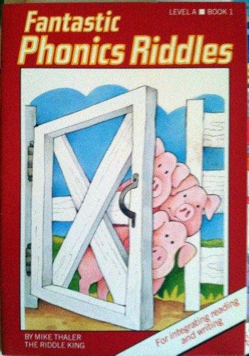 9780813608556: Fantastic Phonics Riddles
