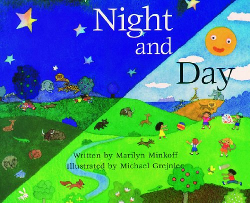 9780813614762: READY READERS, STAGE 2, BOOK 8, NIGHT AND DAY, BIG BOOK
