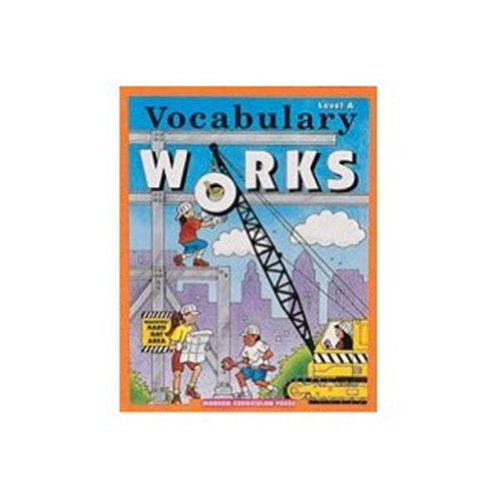 VOCABULARY WORKS LEVEL A, 1995 COPYRIGHT (9780813617084) by Alvin Granowsky